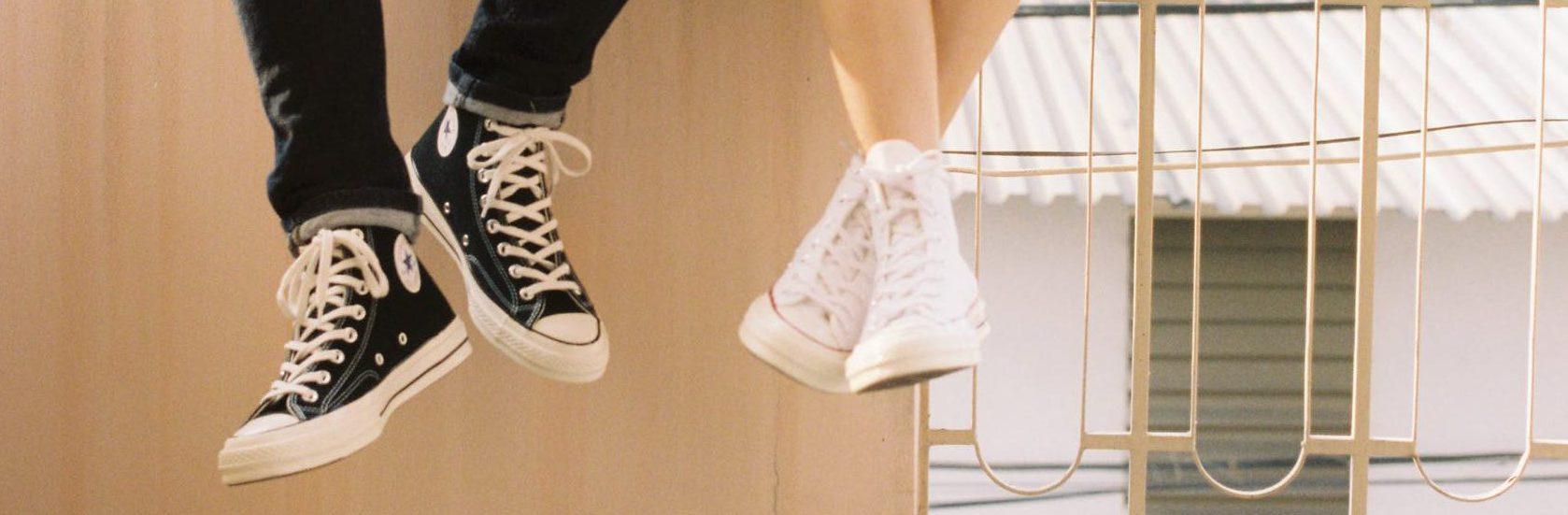 schoenen banner